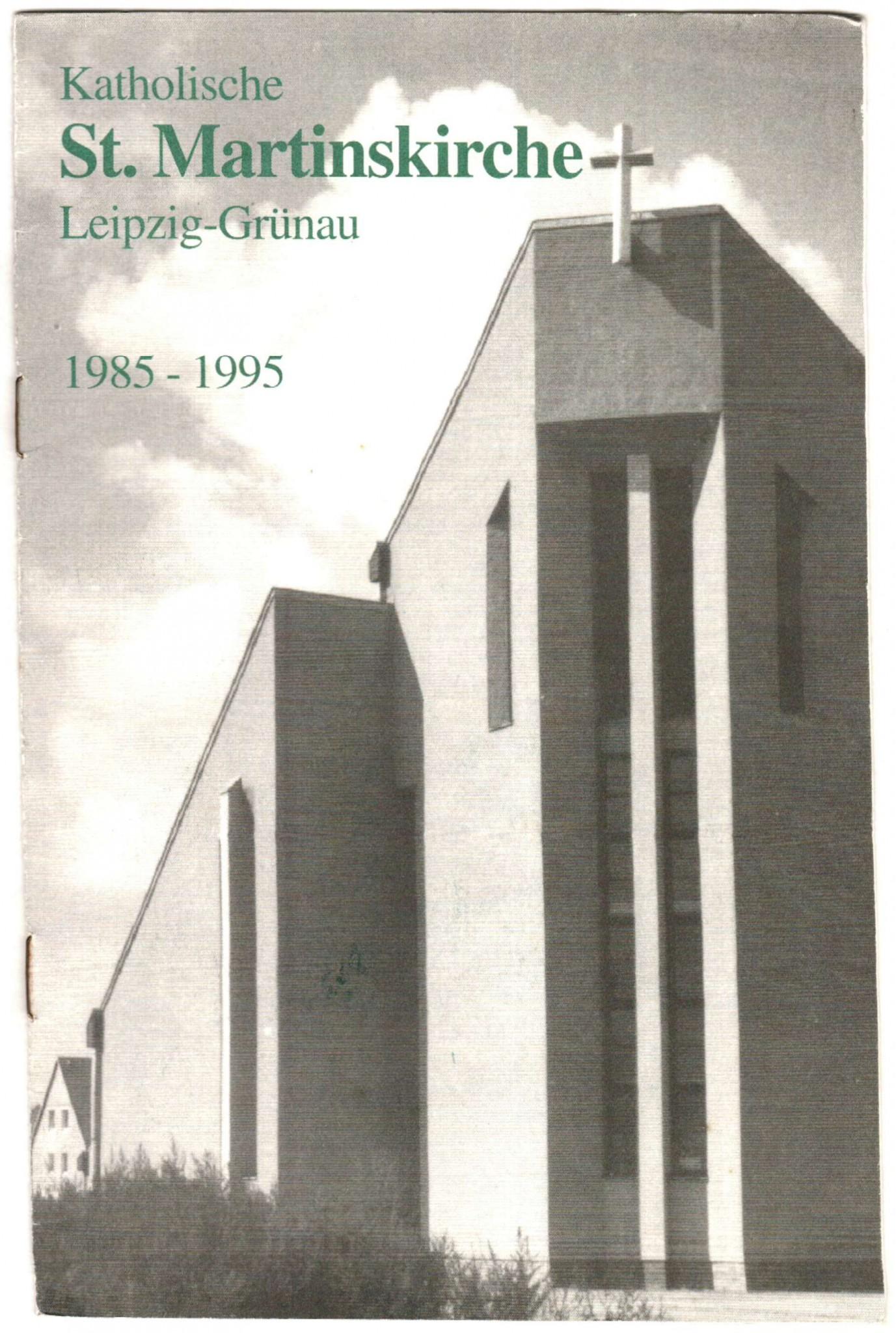 10 Jahre St. Martin, Seite 1 von 12
