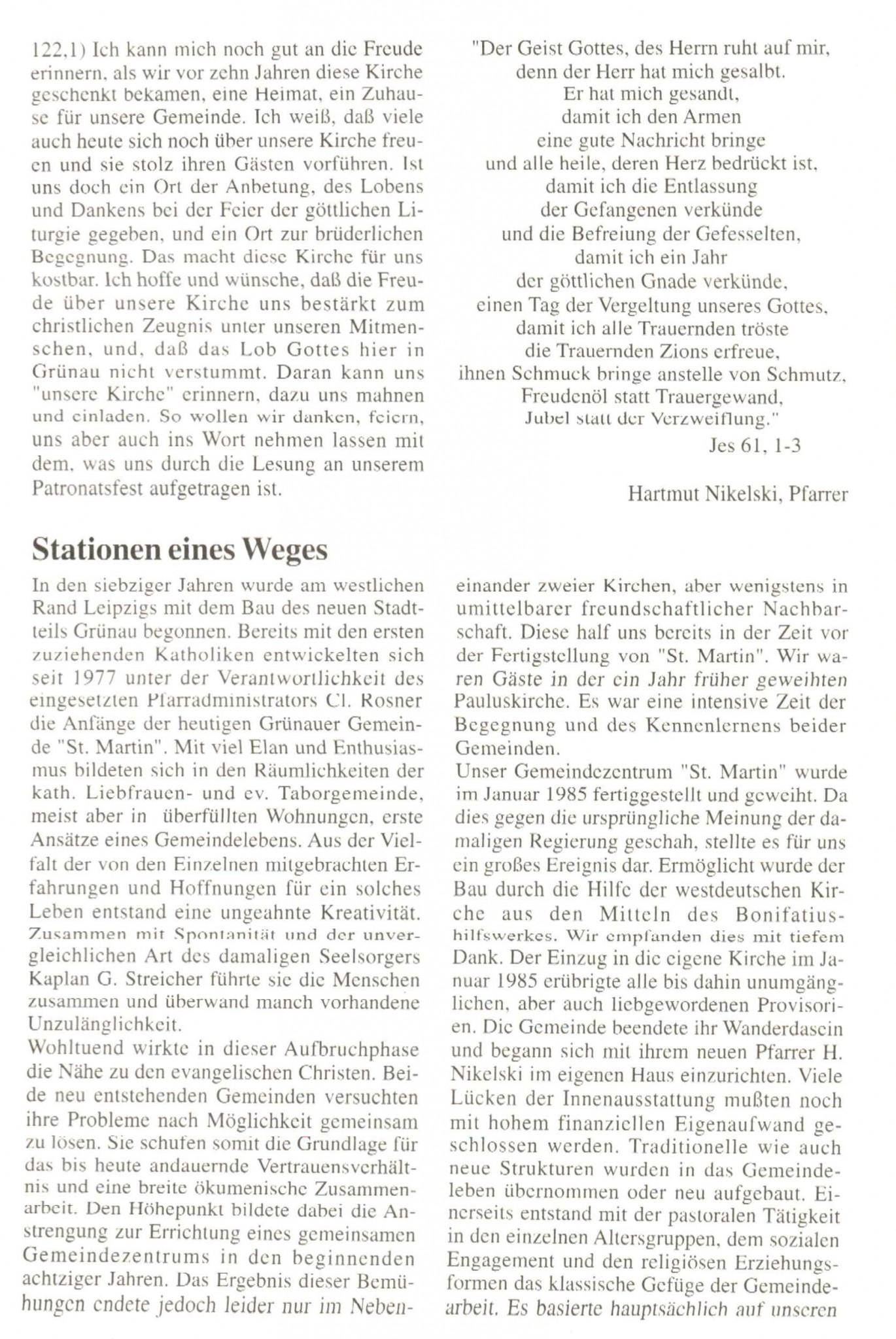 10 Jahre St. Martin, Seite 3 von 12